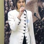 Юлия Балакшина, куратор выставки в Санкт-Петербурге