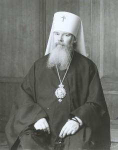 Алексий (Ридигер Алексей Михайлович, 1929) Митрополит Ленинградский и Новгородский с 1986 по 1990 (1989г., ЦГАКФФД)