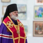 St. Petersburg, Russia, July 17, 2018. Opening of the exhibition
