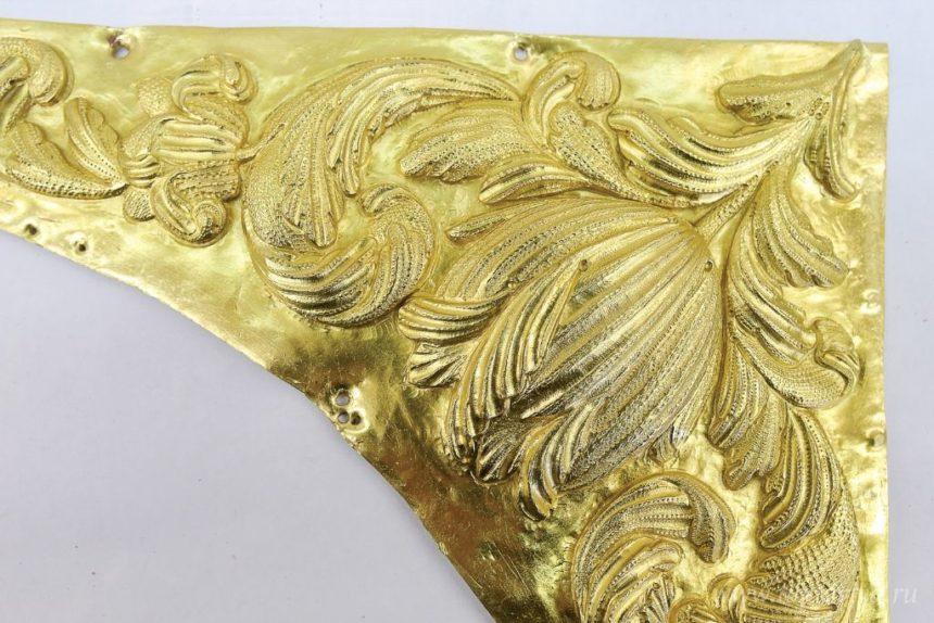 Сотрудники музея могут не только бережно реставрировать произведения ювелирного искусства, но и методом субпропорциональной гальванопластики создавать точные копии любой детали
