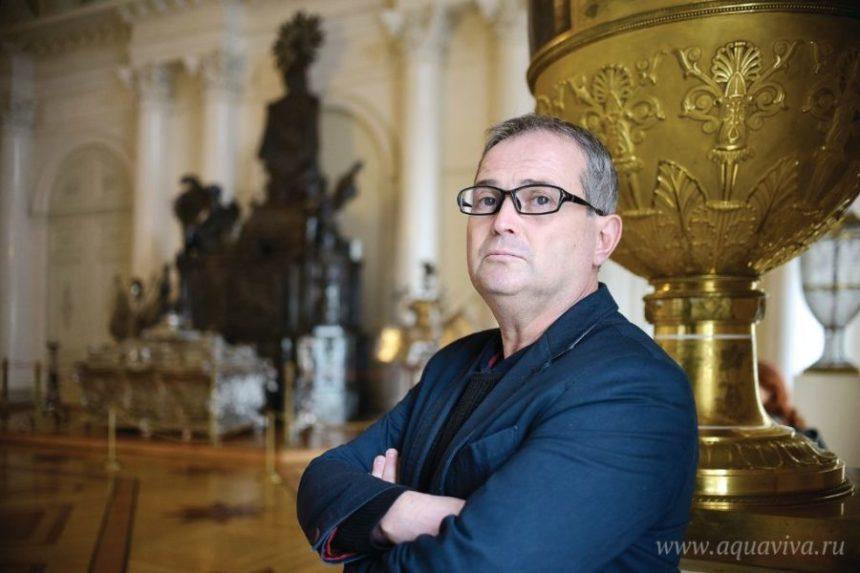 Руководитель лаборатории научной реставрации драгоценных металлов Игорь Малкиель